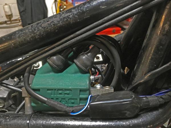 05 coils install