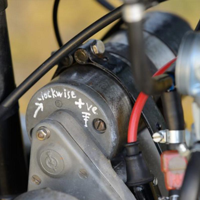 1960 Panther M100 – Rupe's Rewires on