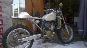 The bike should be ready for the 2018 season which starts in April