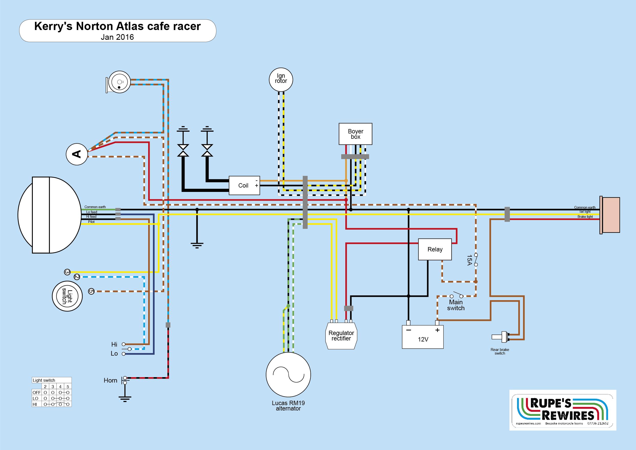 norton mk console wiring diagram norton help wiring