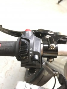 A high quality left bar switch from Allens Performance