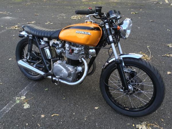 rhs bike