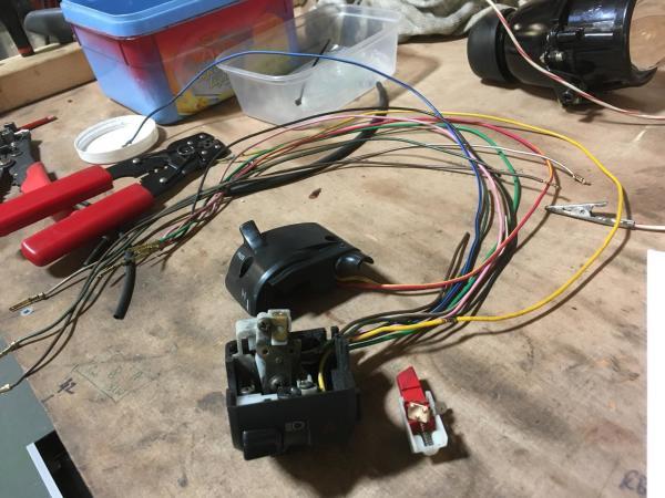 switchgear rework